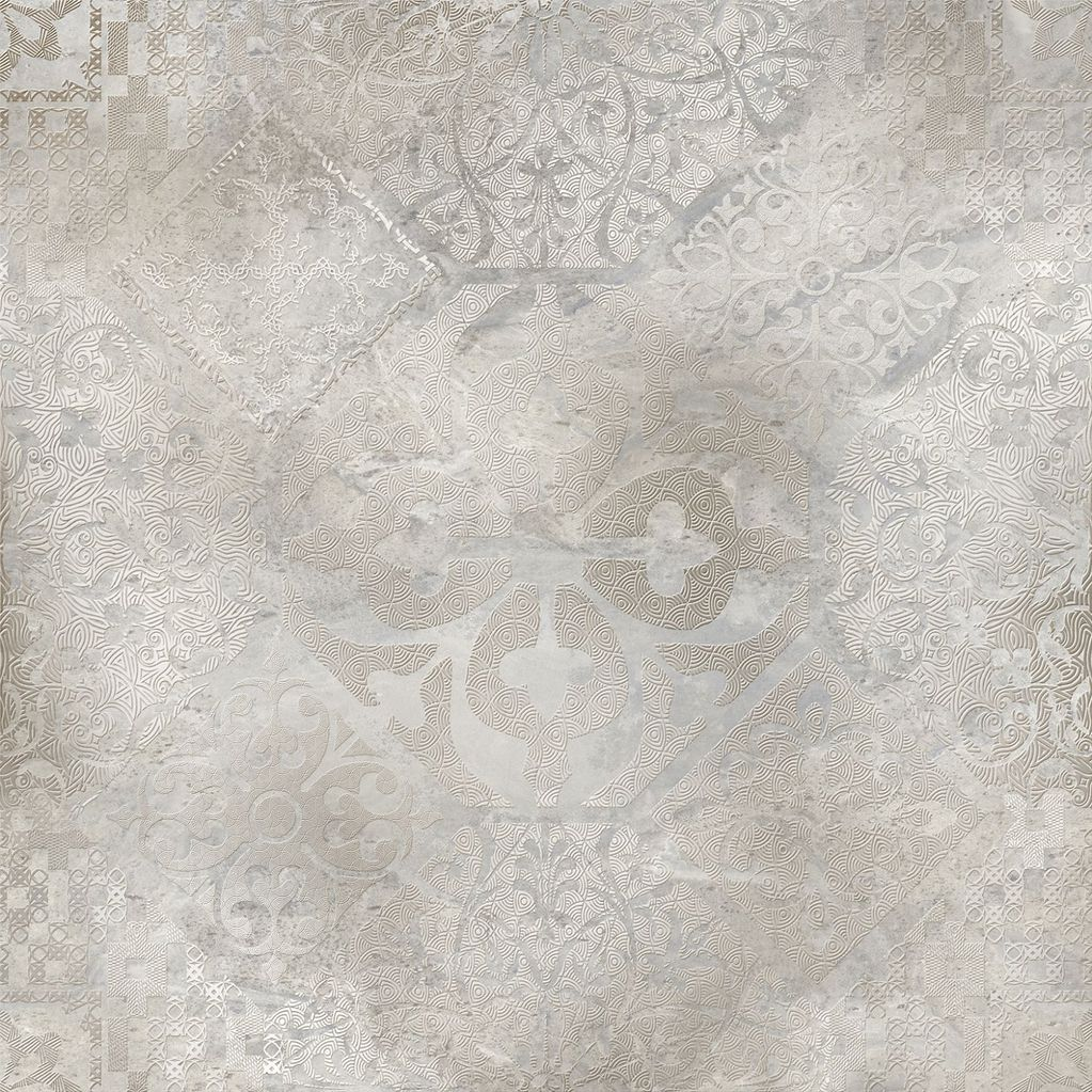 Керамогранит Absolut keramika Ellesmere Decor mix 4-8 Lappato 60x60
