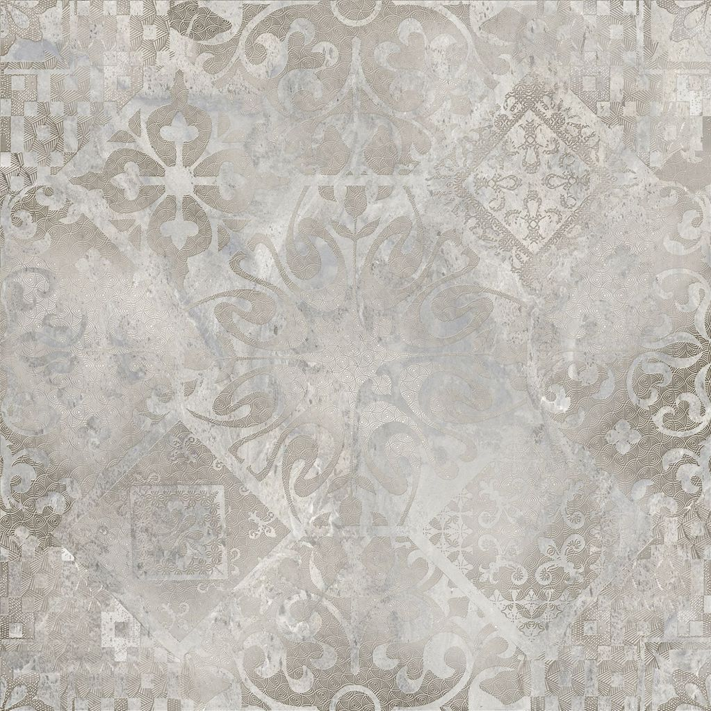 Керамогранит Absolut keramika Ellesmere Decor mix 8-8 Lappato 60x60