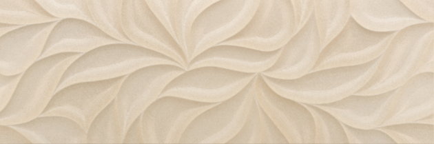 Настенная плитка Azulejos benadresa  LEAVES AVENUE BEIGE фото